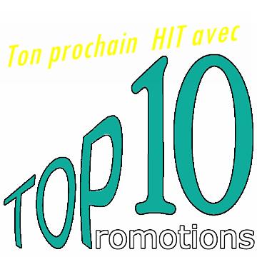 Top 10-ton prochain HIT avec
